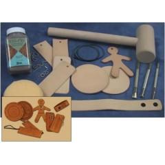 55500-00 Set scule pielarie pentru copii si tineri.