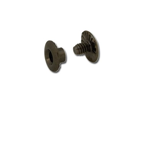 1296 Set 100 suruburi pt pielarie, 3 mm