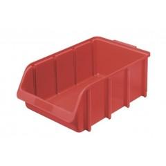 Cutie organizare/depozitare rosie 315x185x495 mm