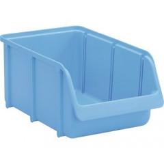 Cutie organizare/depozitare 205x155x335 mm, albastru