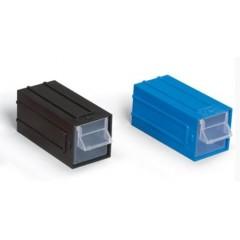 P.C. 010 Cutie depozitare/organizare cu capac 50x50x120 mm