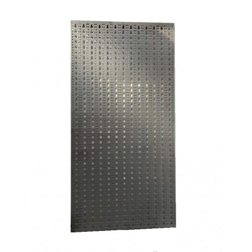 Panou perforat vertical din INOX, 1000x500mm