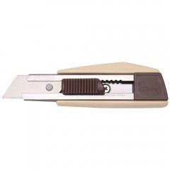 Cutter compact cu lama nesegmentata de 18mm - NT Cutter