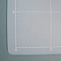 Placa de taiere transparenta de 3mm - PRO A3 - A2 - A1 - NT Cutter