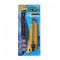 Cutter - cutit de 18 mm Tip L1/LFB, Olfa
