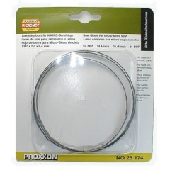 28180 Panza banda ingusta pentru fierastrau cu banda Proxxon MBS