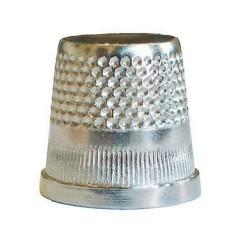 Degetar inchis pentru pielarie - 15mm