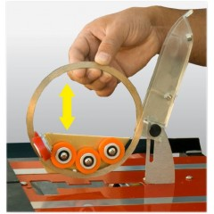 Cartus lama diamantata sinterizata pentru circular sticla/vitralii/ceramica/piatra groasa Apollo