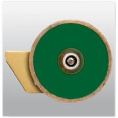 Cartus disc diamantat sinterizat pentru circular sticla/vitralii/ceramica/piatra Apollo