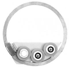Lama diamantata dubla sinterizata fina pentru circular sticla/vitralii Apollo