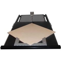 Carucior culisant magnetic pentru circular sticla Revolution XT.