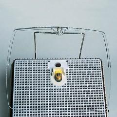 FaceShield - Scut transparent pt polizoarele de vitralii Kristall.