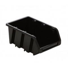 Cutie organizare/depozitare SMART, negru, 115 x 80 x 60 mm