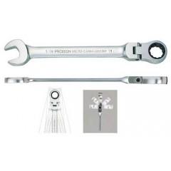 Proxxon 23045 - Cheie combinata fixa/inelara cap oscilant, 8mm