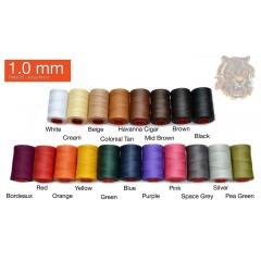 Ata de cusut piele RITZA 25 -Tiger Thread - 50m - 1.2 mm grosime