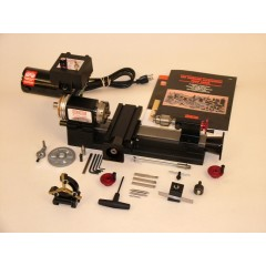 Pachet mini strung Sherline 4100-B CNC