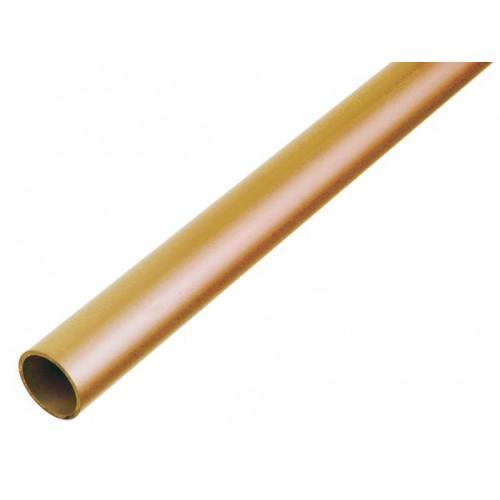 Teava rotunda de precizie din alama, Ø 1-5 , 500 mm