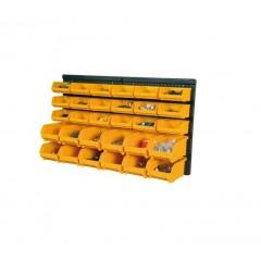 Set panou cutii depozitare/scule