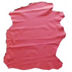 Piele capra captuseala/proiecte mici , roz