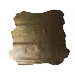 Piele capra captuseala/proiecte mici, alama antichizata
