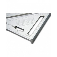 Echer rapid tamplarie/dulgherie din aluminiu 185mm