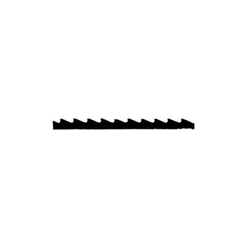 Panze de traforaj - pentru lemn tare si plastic, Hegner