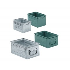 Cutie depozitare metalica vopsita/zincata -378x200x200 mm