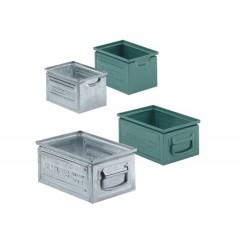 Cutie depozitare metalica vopsita/zincata -529x300x200 mm