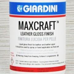 Lac lucios pentru piele vopsita Giardini.