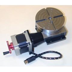 8730 masa rotativa cu CNC, Sherline