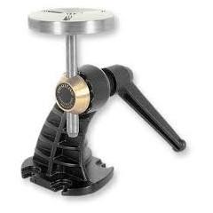 "Placa de montare cu tija, 3½"", pentru menghina sculptura profesionala Veritas Tools."