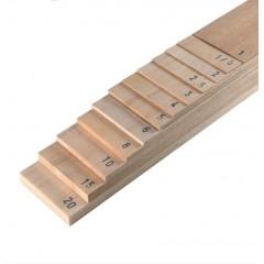 Placa din lemn de Balsa wood