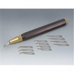Lame lance pentru cutit sculptura lemn Veritas Tools.