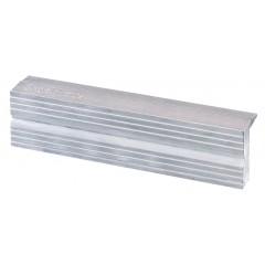 110 090N Set bacuri/falci protectie 90mm din aluminiu pt menghine Heuer