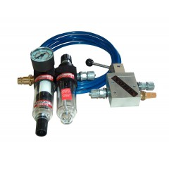 Cilindru de control pneumatic, set 2