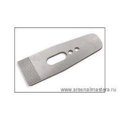 "Lama dintata de schimb pentru rindea in unghi, 1-5/8"", Veritas Tools"
