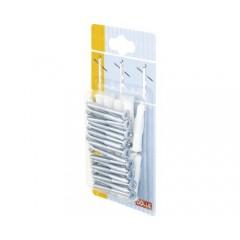Dibluri Dolle Wallfix 6x36 mm pentru fixare sine de perete, pachet 20 bucat