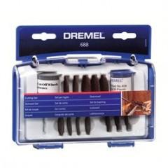 688 Set 20 taiere penru modelism/hobby, Dremel