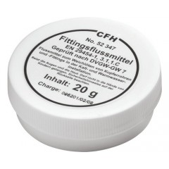 Pasta flux pentru lipire fitinguri&tevi de cupru 20g