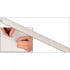 Sablon 306 mm taiere cercuri pentru pielarie, Tandy Leather SUA