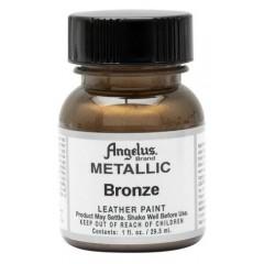 Vopsea metalizata acrilica Angelus 29.5ml