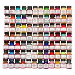 Set complet de culori standard - 87 de culori Angelus