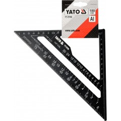 Echer rapid tamplarie METRIC YATO 18 cm