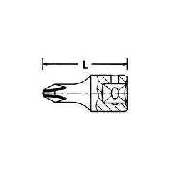 Chei tubulare cu varf de surubelnita PH 1/4