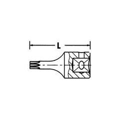 "Chei TTX1/4"",33mm PROXXON Industrial"