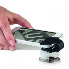 Lentila macro PHONESCOPE cu marire 60x pentru SMARTPHONE