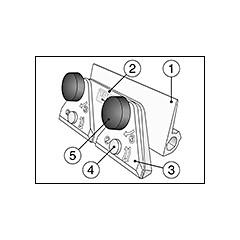Atasament ascutire foarfece Tormek SVX-150