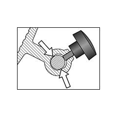 Placa suport ascutire Tormek SVD-110
