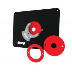 Placa de inserare pentru masa de ruter de precizie - pre-gaurita, KREG®
