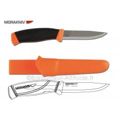 Cuţit Mora Companion, HeavyDuty Orange (C), DIY/Hobby/camping